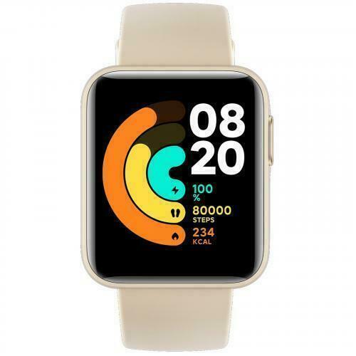 Xiaomi Mi Watch Lite – Ivory – BHR4359GL for sale online | eBay