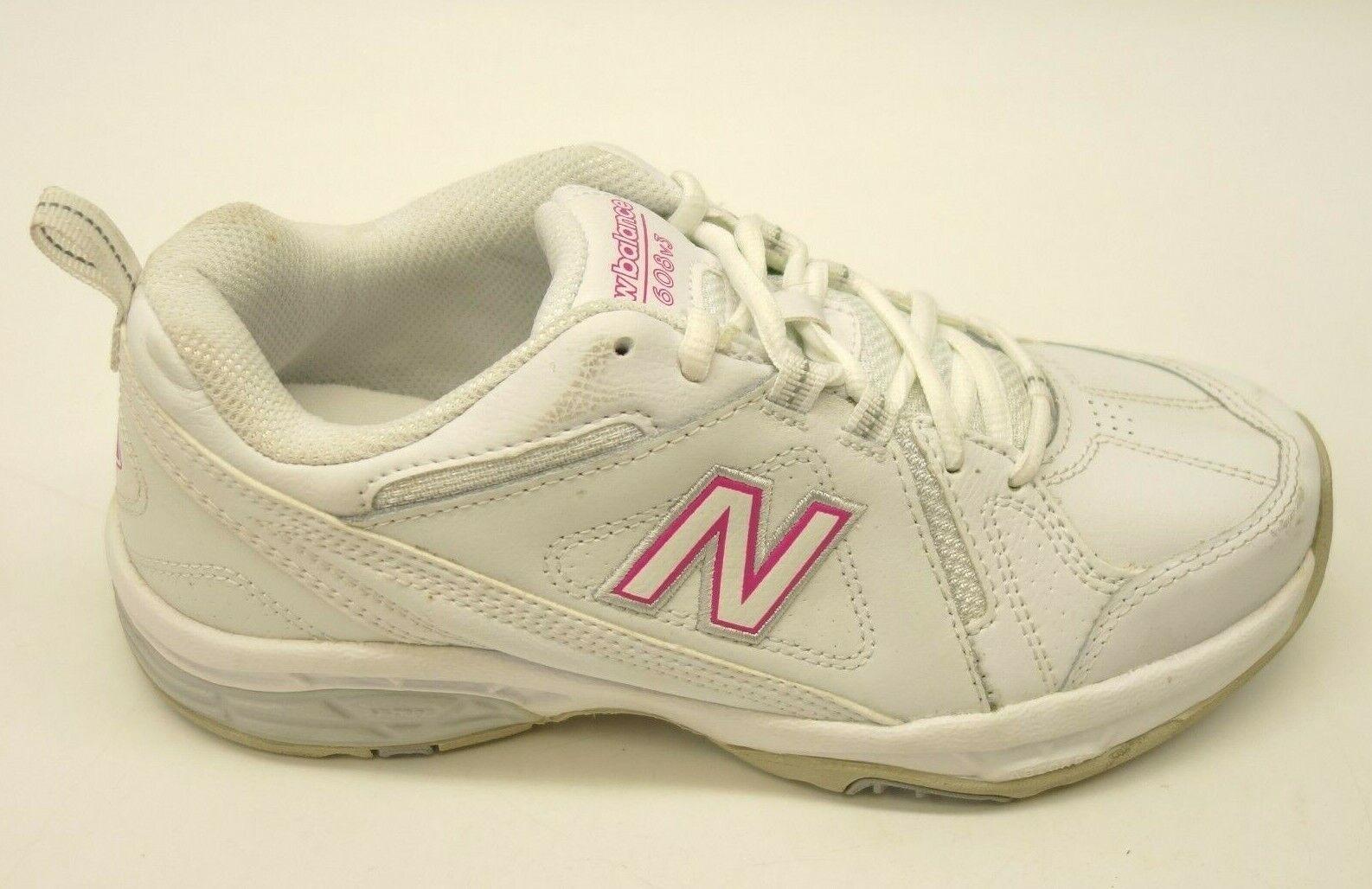 New balance 608 nos 8.5 Ancho blancoo Mujer Zapatos para caminar confort de estabilidad