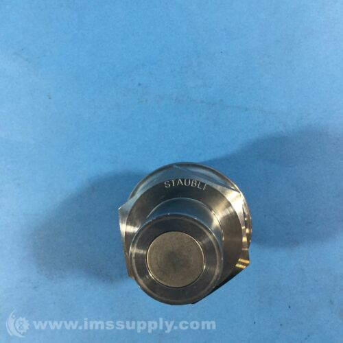 Staubli SPH 12 Automatic Quick Disconnect Coupling FNIP