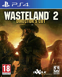 WASTELAND-2-Director-039-s-Cut-PS4-UK-STOCK-Fast-amp-Free-Delivery