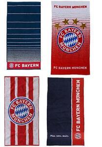 fc bayern handtuch