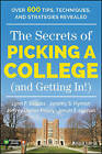 The Secrets of Picking a College (and Getting in!) by Lynn F. Jacobs, Jeremy S. Hyman, Jeffrey Durso-Finley, Jonah T. Hyman (Paperback, 2015)
