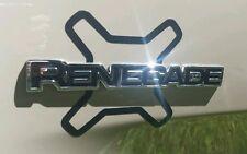 JEEP RENEGADE X HOLLOW  DECAL STICKER FOR DRIVER & PASSENGER DOOR Vinyl