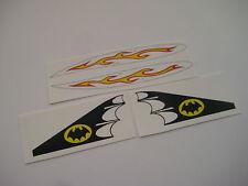 Corgi 107 Batman  Glastron Early Batboat Stickers - B2G1F