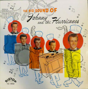 LP-33-Johnny-And-The-Hurricanes-The-Big-Sound-Of-Johnny-And-The-Hurricanes-US