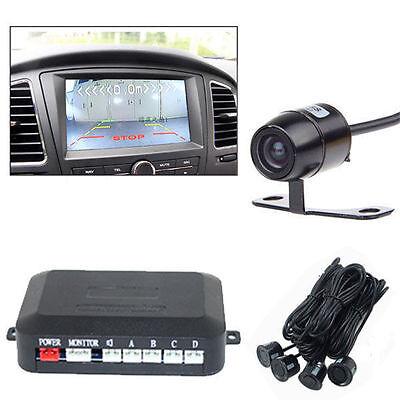 CAM005 Car Rear View CMOS LED Night Vision Camera Reversing Parking Backup CAM