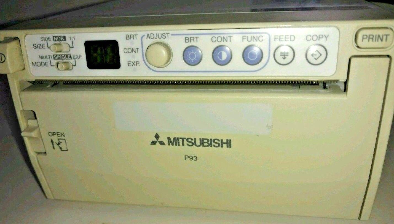 Mitsubishi P-93W Printer Vista