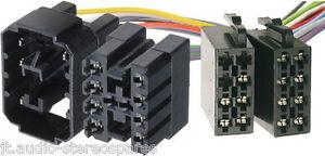 saab car radio stereo audio radio iso wiring harness converterimage is loading saab car radio stereo audio radio iso wiring