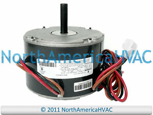 Details about OEM ICP Heil Tempstar Arcoaire 1/6 HP Condenser FAN MOTOR on