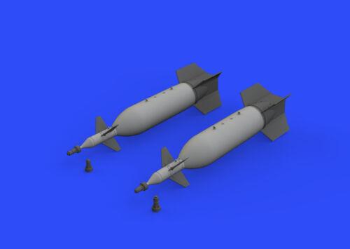 EDUARD BRASSIN 648342 GBU-11 Laser Guided Bombs in 1:48