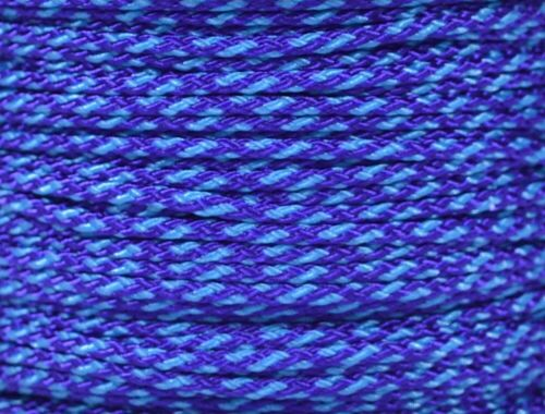 corde en nylon Spool-Made in the USA Chill-Micro cordon 1.18 mm 125 FT environ 38.10 m