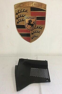 Porsche boxster 986 Pair Of Roof Mechanism Side Trim Hood Cover 98656144602