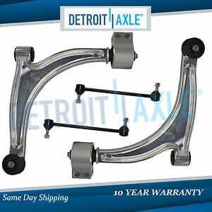 Front LH /& RH Lower Control Arms with Ball Joints for Pontiac G6 2005-2010 2pc