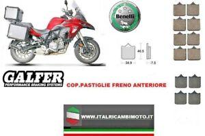 PASTIGLIE-FRENO-ANTERIORI-BENELLI-TRK-502-ABS-KIT-PASTIGLIE-FRENO-ANT-BENELLI