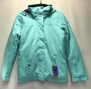 0f1327e40 Roxy Girls Kids Jetty Snow Ski Winter Jacket Blue Raid Size Youth ...