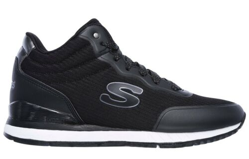 High Skechers Blk Sunlite Vega Scarpe Nero Donna 920 Casual Sneakers Sportive xxRHEPrwFq