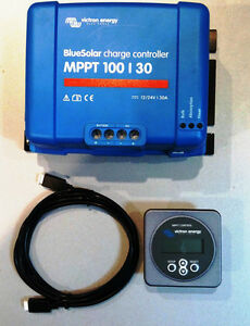 Mppt Control Aggressive Victron Bundle 100/30 Mppt Charge Controller Ve Direct Cable