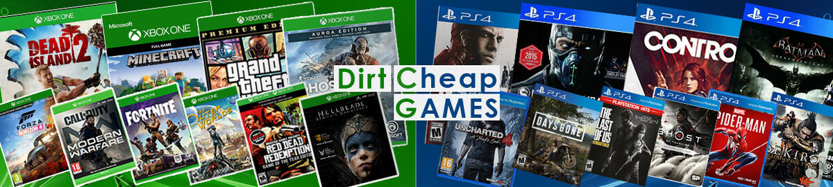 dirtcheapgame