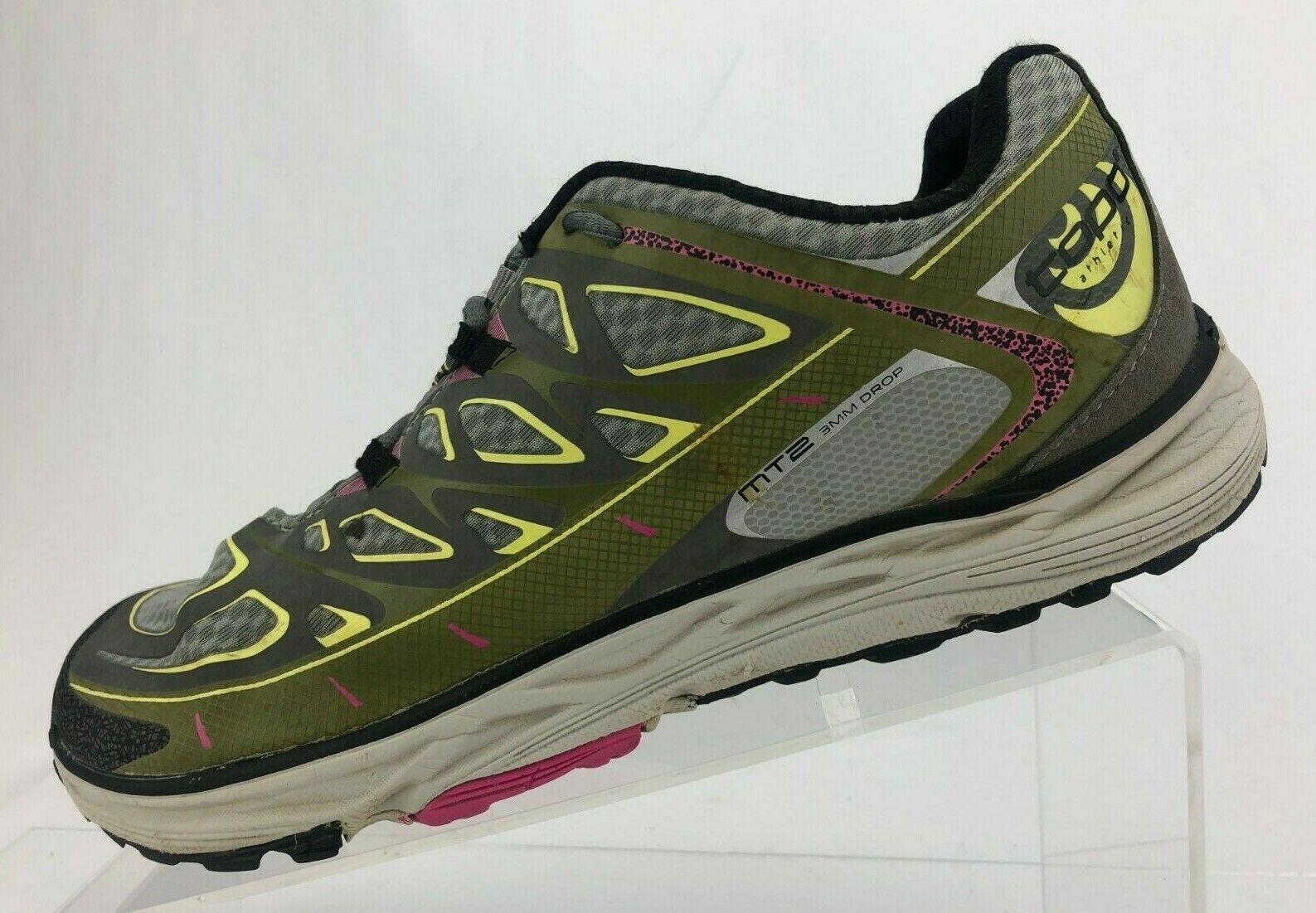 Topo Athletic Running shoes MT2 Multicolord Training Jogging Sneaker Womens 9.5
