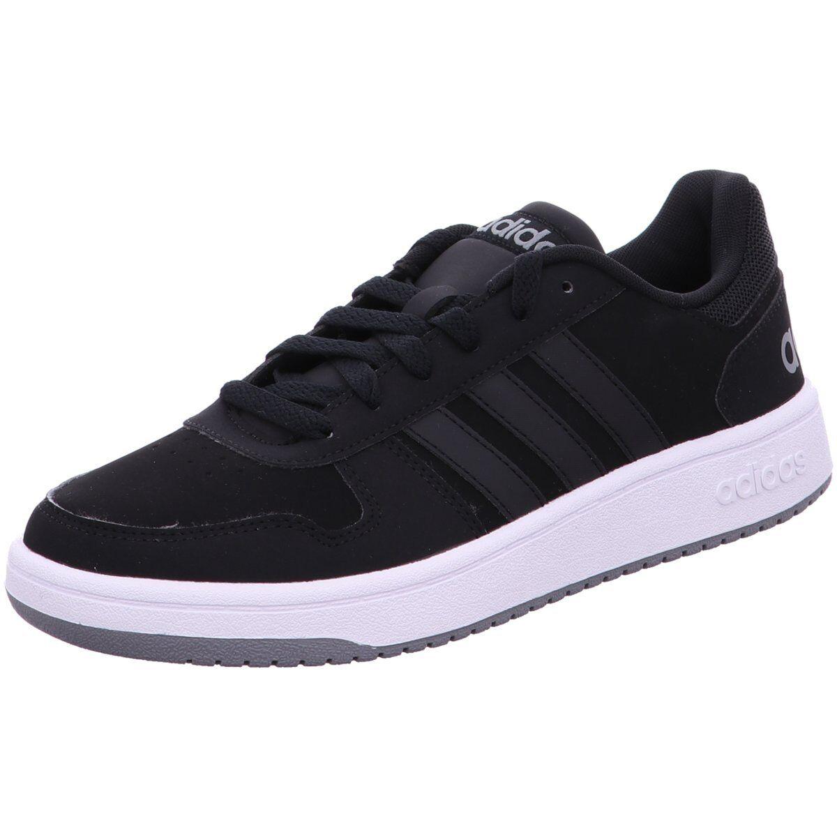 NEU adidas Herren Sneaker VS Hoops 2.0 DB0122-Hoops-2.0 schwarz 426167