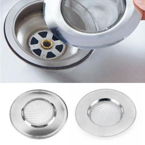 Hair Catcher Shower Bath Drain Tub Strainer Cover Sink Trap Basin Stopper Filter