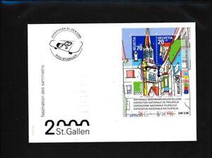 Schweiz-Block29-kompl-Ausg-Briefe-Belege-mit-Sonderstempel-034-Junaphilex-034