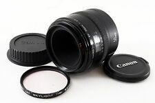 Canon EF 50mm f/2.5 Compact Macro AF lens for Canon Excellent+ from Japan