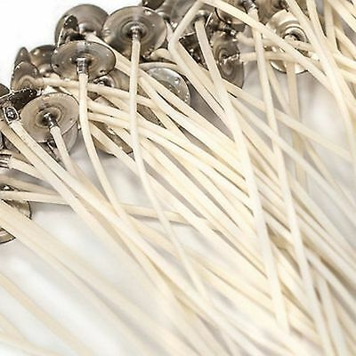 "LX -30 Pretabbed Large Candle Wicks ~ 6 "" ~ Candle Making Supplies"