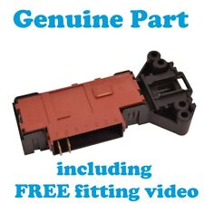 GENUINE SWAN STV407BUK STV407WUK DRYER DOOR LOCK INTERLOCK CATCH C00141683