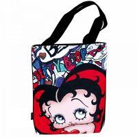 Betty Boop Einkaufstasche Shopper Bag 33 cm Tasche Umhängetasche Retro