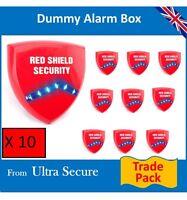 Dummy Siren Trade Pack (red Shield Logo).