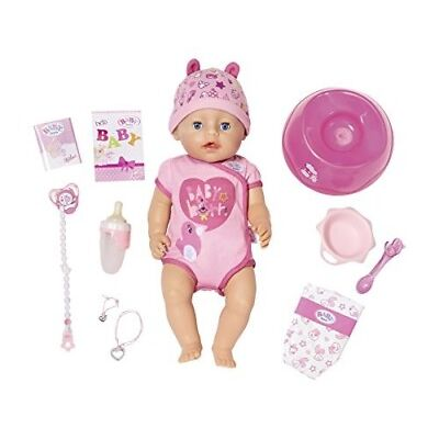 Zapf Creation 824368 - Baby Born - Soft Touch Girl Puppe