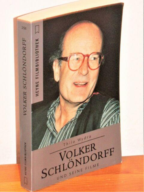 signiert von Volker Schlöndorff + Thilo Wydra Volker Schlöndorff und seine Filme