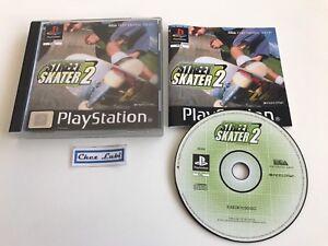 Street-Skater-2-Sony-PlayStation-PS1-PAL-FR-Avec-Notice
