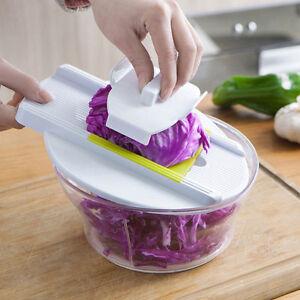 Kartoffelreibe-Gurkenhobel-Handschutz-Salat-Reibe-Kuechenreibe-Hobel-Gemueser-B1X8