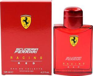 Ferrari Scuderia Racing Red 125 ML Men EDT Perfume