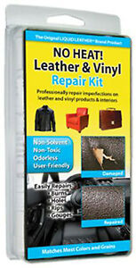 No-Heat-Liquid-Leather-amp-Vinyl-Repair-Kit-Fix-Holes-Burns-Rips-Gouges-Couche-Car