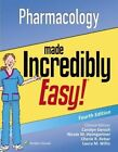 Pharmacology Made Incredibly Easy by LWW (Paperback, 2016)