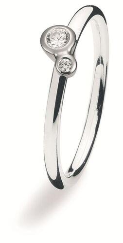 Neu Spinning Jewelry 925 Silber Ring 127-05  Mehrere Ringe Kombinierbar 12705