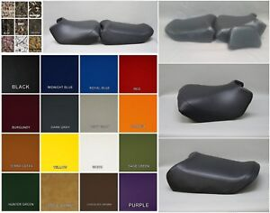 HONDA GL500 Silver Wing Seat Covers with BACKREST COVER  in 25 COLORS E