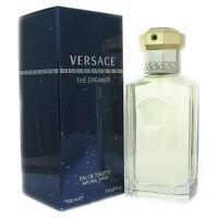 Versace The Dreamer Men 3.4 Oz 100 Ml Eau De Toilette Spray Sealed
