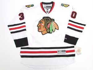 pretty nice cba9a 26527 Details about ED BELFOUR CHICAGO BLACKHAWKS AWAY REEBOK PREMIER 7185 NHL  HOCKEY JERSEY