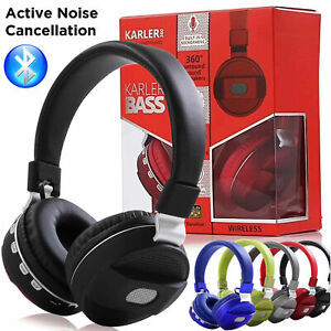ACTIVE-Noise-Cancelling-Wireless-Bluetooth-Headphones-Foldable-Over-Ear-HEADSETS