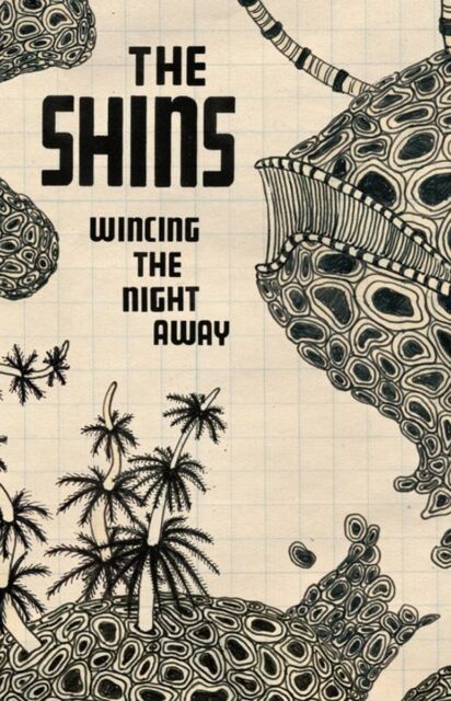 THE SHINS - WINCING THE NIGHT AWAY  MC (KASSETTEN) NEW!