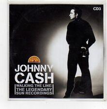 (FV136) Johnny Cash, Walking The Line - CD THREE
