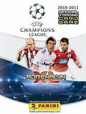 Adrenalyn XL 10/11 Champions League alle 250Basiskarten