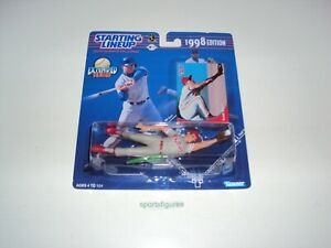 1998 Extended Series MLB Starting Lineup Scott Rolen w/ card Phillies