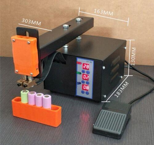 3KW Handheld Battery Pack Spot Welder 18650 Battery Pack Welding Machine 110V