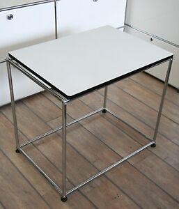 Tisch Beistelltisch Couchtisch Usm Haller 070814 02 Ebay
