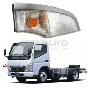 Details about FOR MITSUBISHI CANTER 02-11 FRONT RIGHT OS INDICATOR FLASHING  LIGHT UNIT